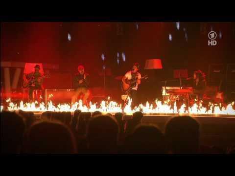 Bruno Mars - Grenade LIVE | ECHO 2011 | 24.03.2011