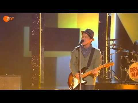 Bruno Mars mit Grenade