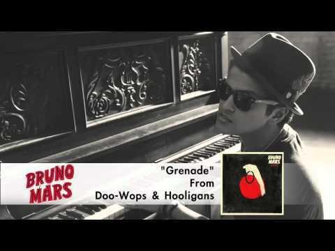 Bruno Mars - Grenade [AUDIO]