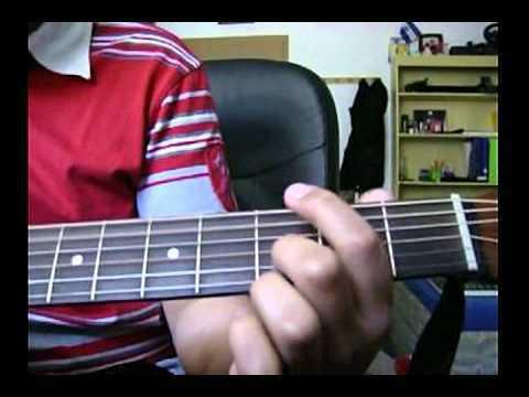 Eric Prydz - Pjanoo Guitar