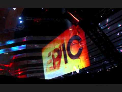 Depeche Mode - Personal Jesus (Eric Prydz EPIC Mix)