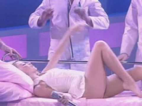 Kylie Minogue - Fever [Very sexy video] Live