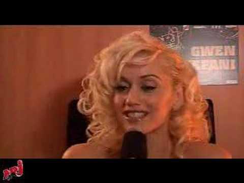 Gwen Stefani und Akon Interview