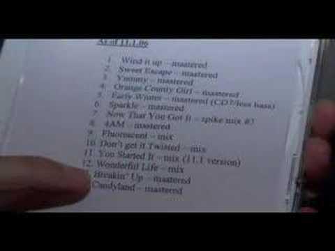 Gwen Stefani Webisode #4