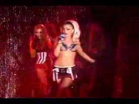 Gwen Stefani & Pussycat Dolls - Big Spender live