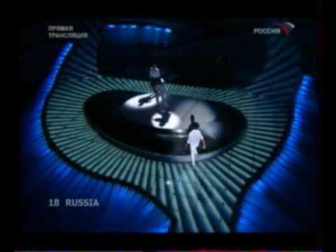 Дима Билан - Believe me ( Eurovision 2008) Полуфинал