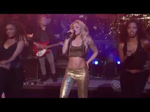 Shakira - Loca - English [[En Vivo 2010]]