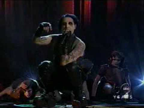 Marilyn Manson - This Is The New Shit (en vivo)