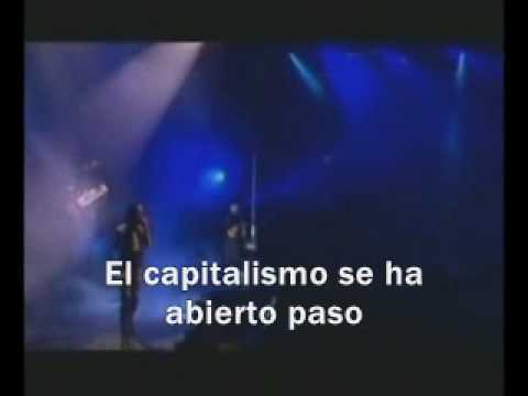 Marilyn Manson Live L.A - The Beautiful People ( SUBTITULADO)