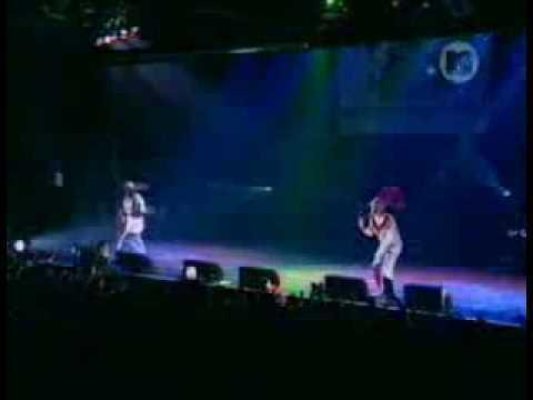 Eminem y Marilyn Manson - The way i am - (LIVE) en vivo - concierto