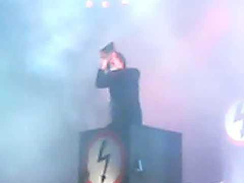 Marilyn Manson - Live Pavilh?o Atlantico 19/11/07