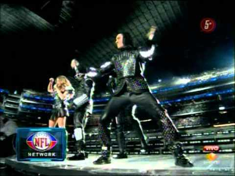 Black Eyed Peas en vivo  Live in Super Bowl-2011-HQ