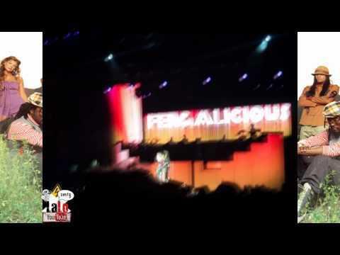 Black Eyed Peas en vivo Monterrey Estadio Tecnologico 2010