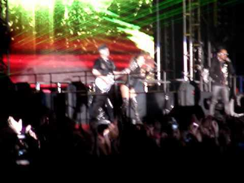 Black Eyed Peas - Pump it - Ao vivo em Porto Alegre 30/10/2010