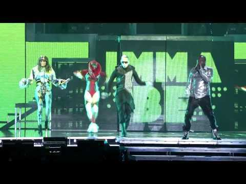 Black Eyed Peas - Imma Be Staples Center Ao Vivo
