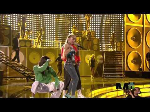 Black Eyed Peas-My Humps Ao Vivo [ High Definition ] HD