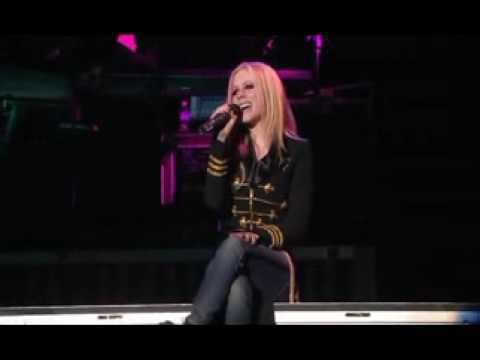 Avril Lavigne - Innocence Ao Vivo The Best Damn Tour Live In Toronto