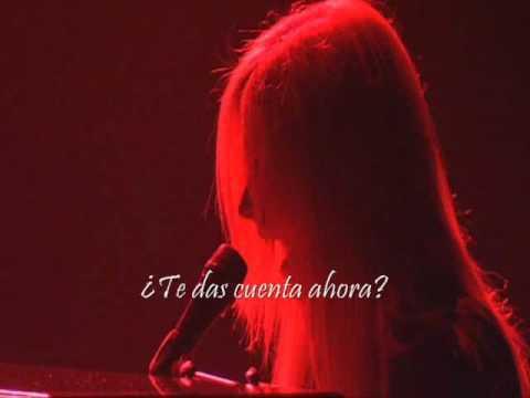 Avril Lavigne - forgotten subtitulada en espa?ol