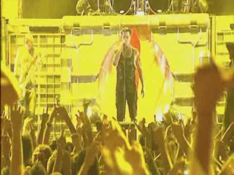 Rammstein - Sonne Live from Volkerball