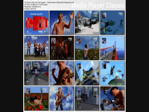 Red Hot Chili Peppers Californication 1225189319