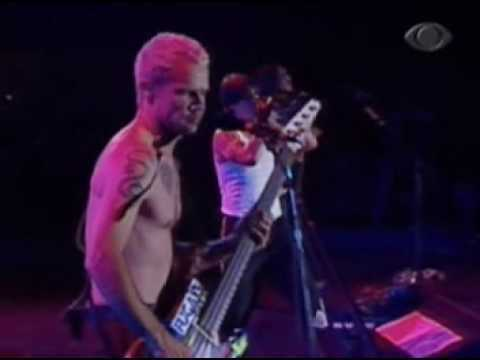 Red Hot Chili Peppers - Scar Tissue (s?o paulo)