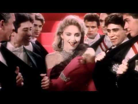 Madonna - Material Girl [Official Music Video]