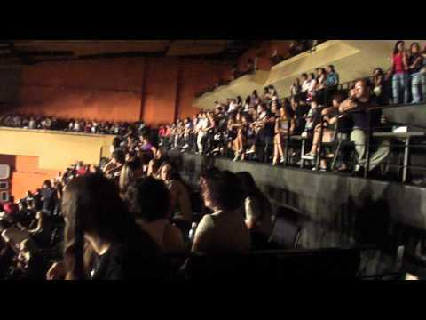 30 seconds to mars (antes do show) - Vivo Rio 29/03