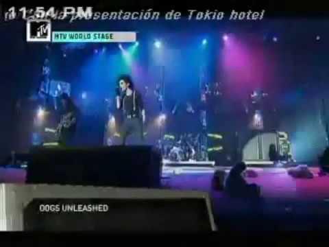 TOKIO HOTEL HUMANOID en vivo parte3