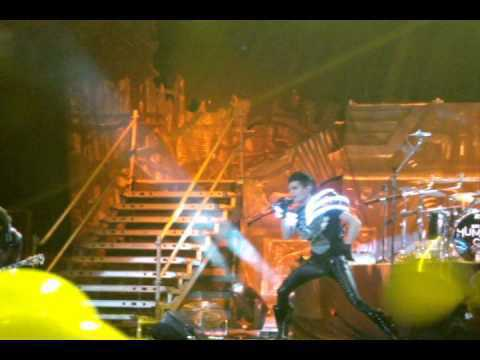 Tokio Hotel en Chile - Darkside of the sun (Concierto en Vivo) Original