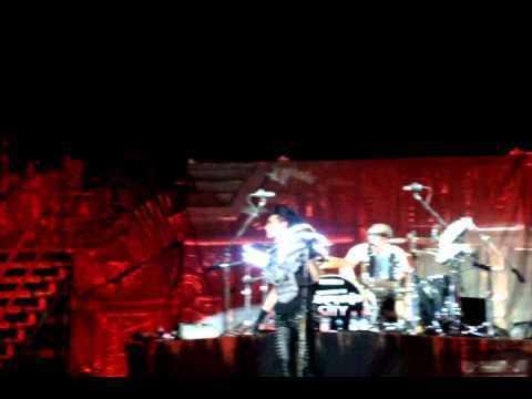 Tokio Hotel en Chile - In your shadow (Concierto en Vivo)