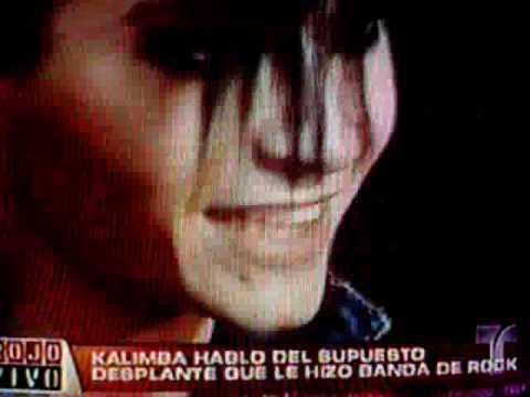 Al Rojo Vivo: ACLARACION Conflicto entre Tokio Hotel y Kalimba en Premios TELEHIT 2009
