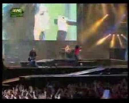 Tokio Hotel - Scream - Live Rock in rio
