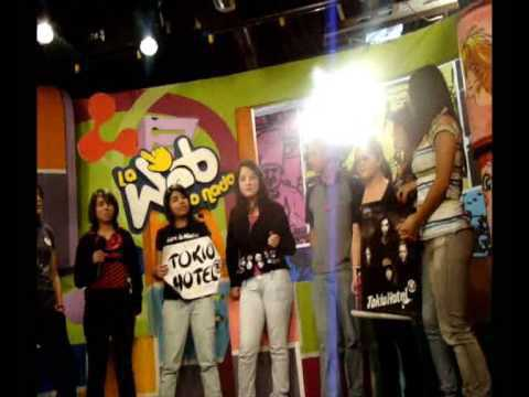 tokio hotel independent fanclub bogota colombia - la web o nada - en vivo- parte 4