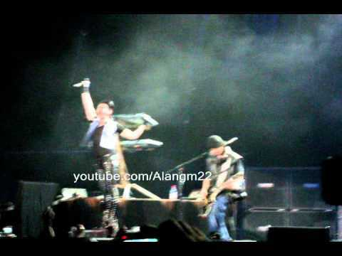 Tokio Hotel en Chile - Monsoon (Concierto en Vivo)