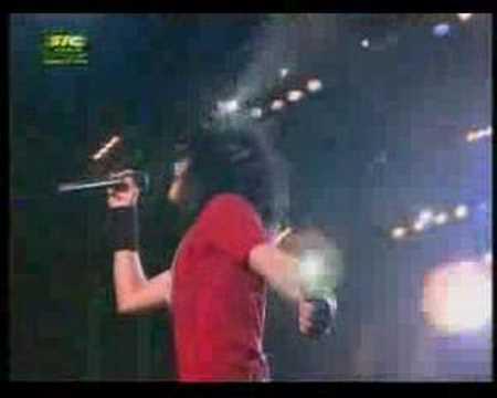 Tokio Hotel - Raise your hands - Live Rock in rio