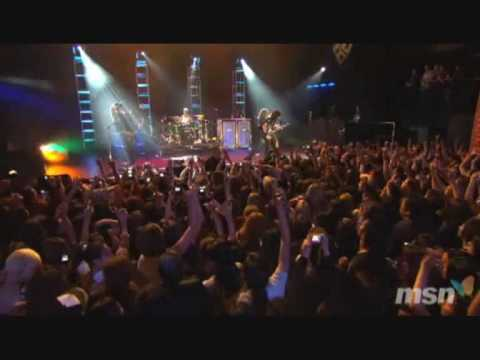 TOKIO HOTEL-Raise your hands en Vivo 2008!!