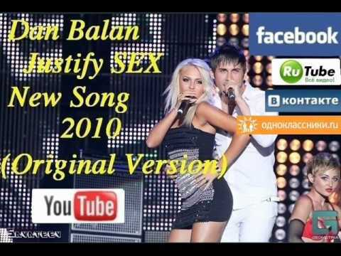 Dan Balan Justify SEX New Song 2010(Original Version)