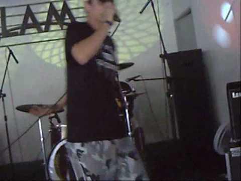 Life Story The Anthem (Good charlotte - cover) ao vivo na Elam - Rio de Janeiro 09 03 08