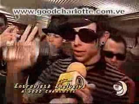 Good Charlotte Venezuela