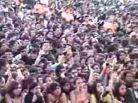 Los Mox! Gloria y Victoria en vivo 2005