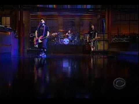 Rock Show - Blink 182 [Live/vivo en Letterman]