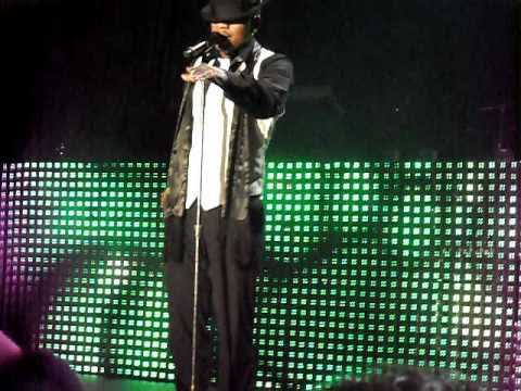 Ne-Yo RJ - Knock You Down (Ao vivo).AVI