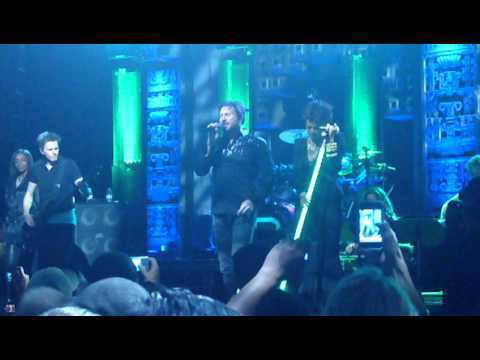 Duran Duran unstaged (RAW footage) Come Undone with Kelis