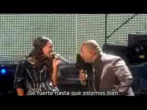 Timbaland ft Keri Hilson - The Way I Are (En Vivo) (subt?tulos en espa?ol)