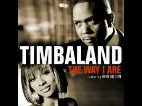 Timbaland feat. Kerry Hilson - The Way I Are(Pep Rmx).avi