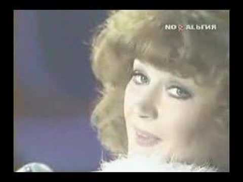 Alla Pugacheva-1983 Million Roses