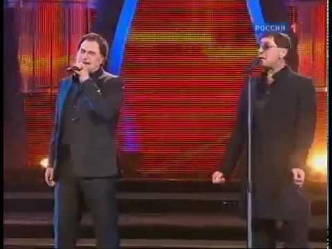 Валерий Меладзе и Григорий Лепс - Обернитесь Live