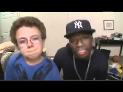 50 Cent fait le Buzz avec Keenan Cahill Playback