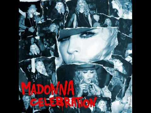 madonna - celebration   ... benny benassi remix
