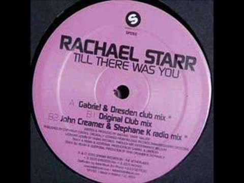 Rachael Starr--Till There Was You